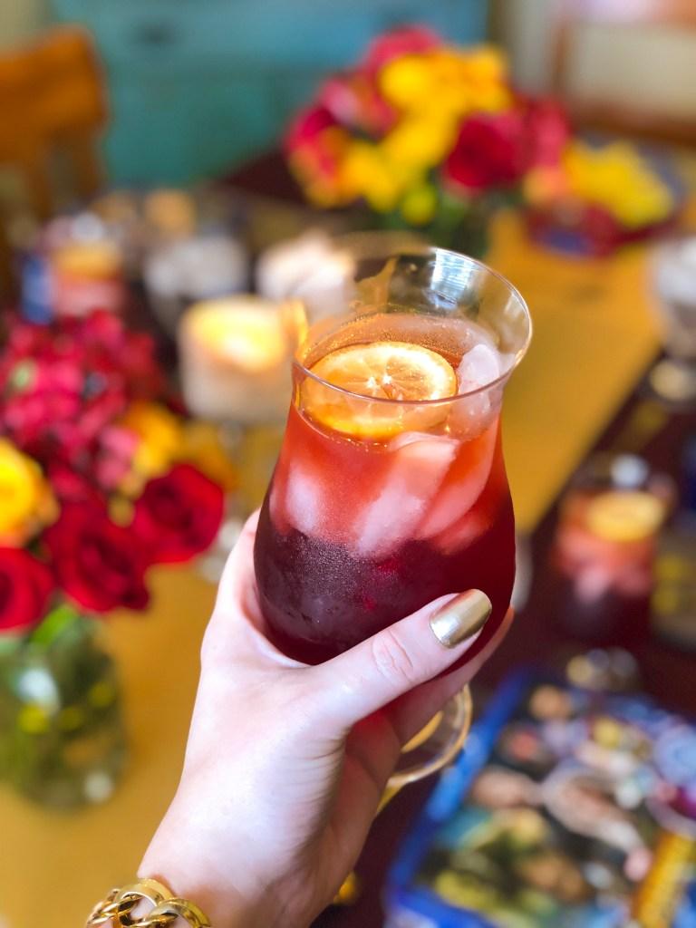 Marvel Cocktail