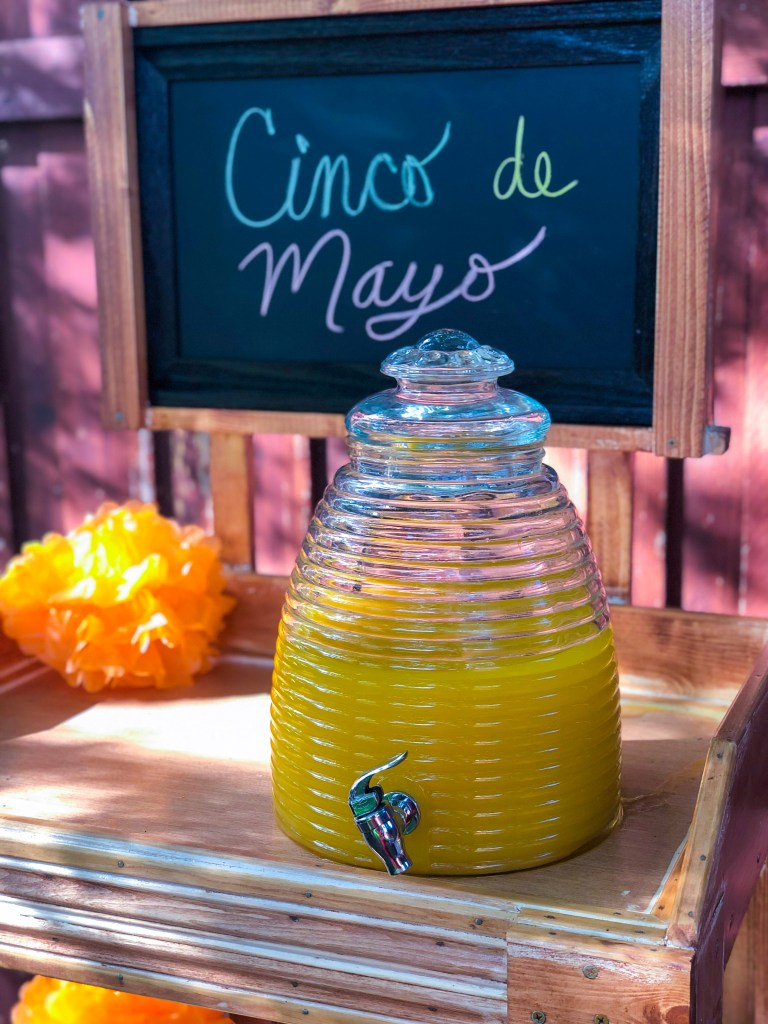 Mango Margaritas | The Rose Table