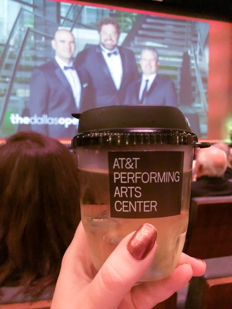 The Dallas Opera One Night Only Spring Gala | The Rose Table
