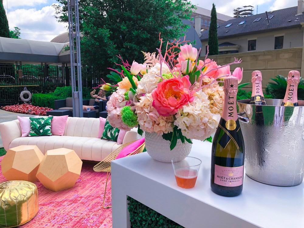 The Stoneleigh Rosé Garden Party