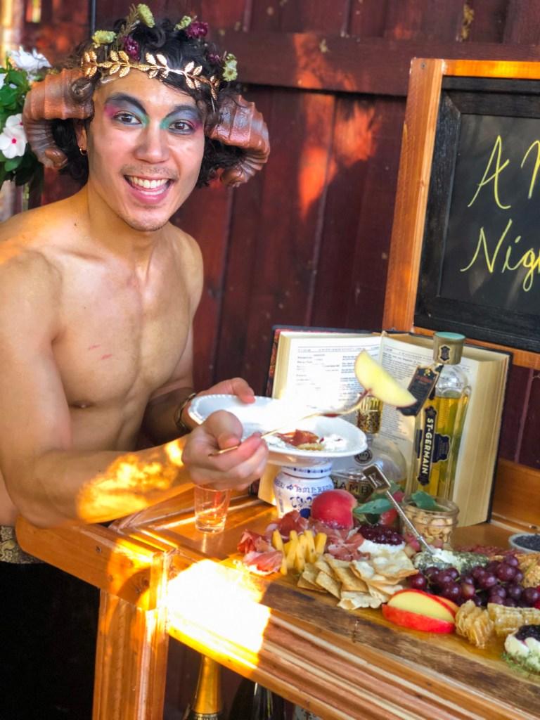 Midsummer Cheese Board, Best Cheese Board Recipe