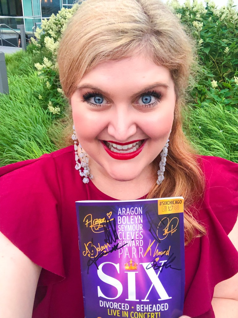 SIX The Musical Review Chicago Shakespeare Theater