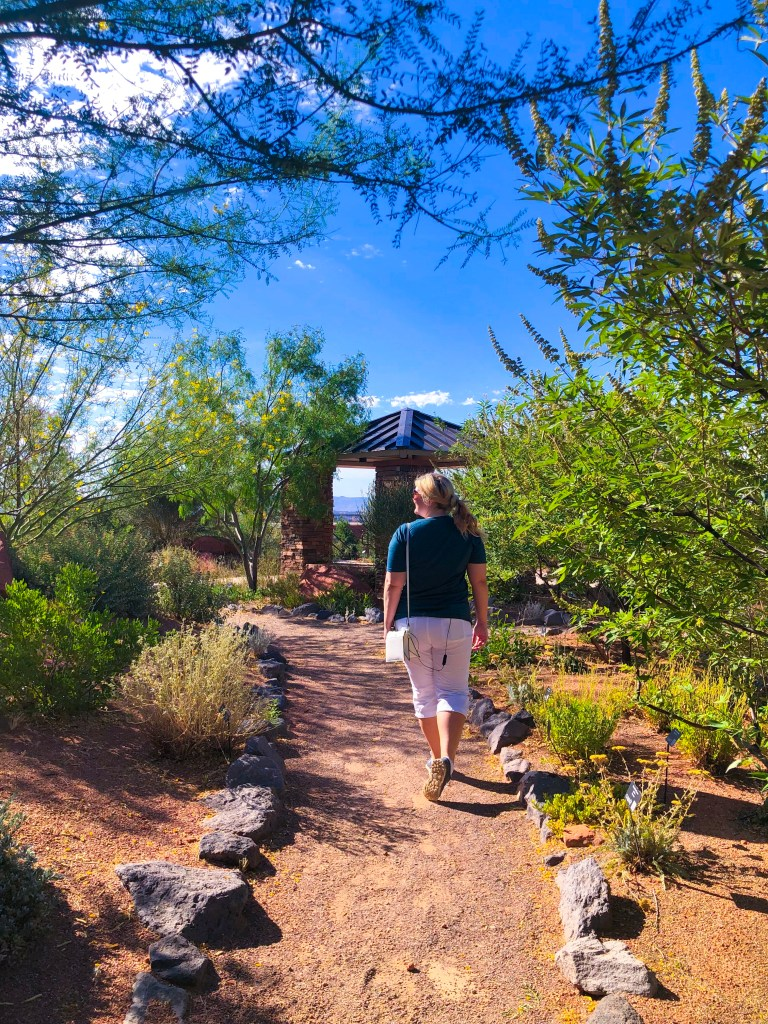Red Hills Desert Garden Saint George Utah | The Rose Table