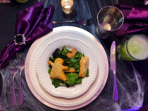 Ghost (and Coffin!) Hand Pies, Halloween Appetizer