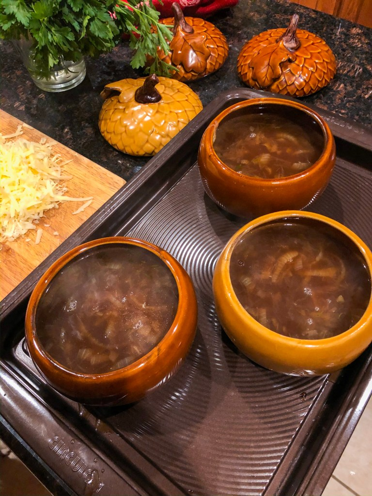 The best french onion soup recipe