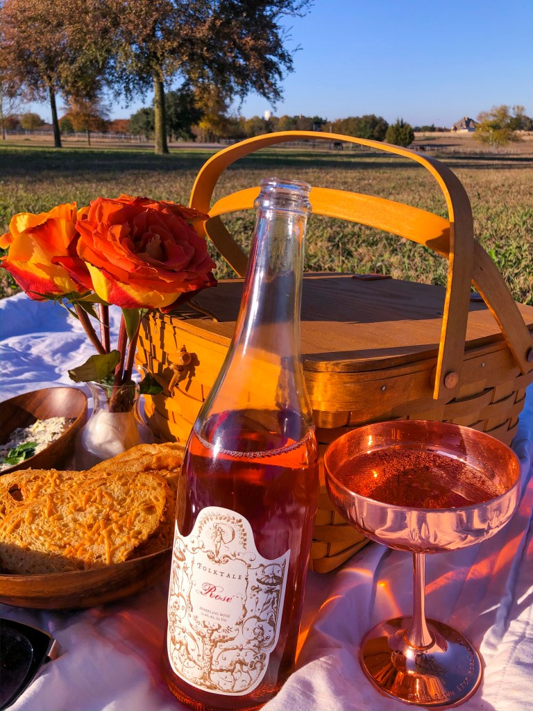 Best Sparkling Rosé, Wine Picnic