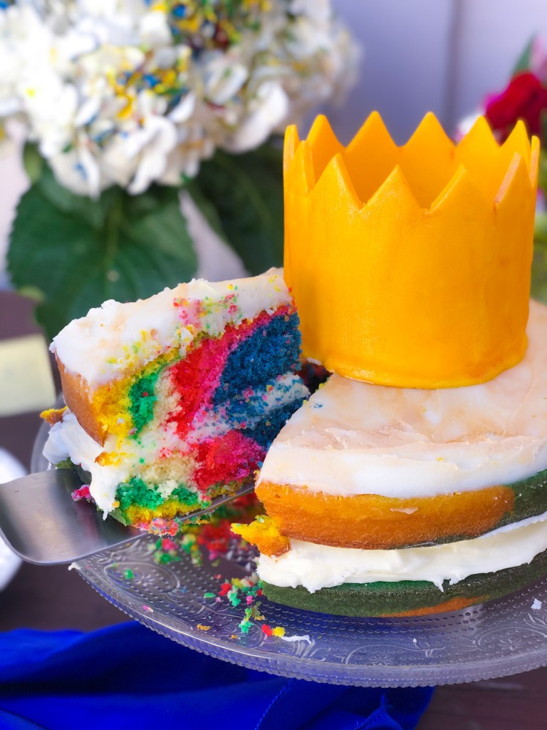 Crowning Glory Cake, SIX the Musical