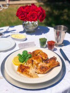 Romeo and Juliet Whole Grilled Chicken
