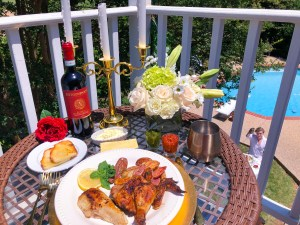 Romeo and Juliet Shakespeare Party Recipes