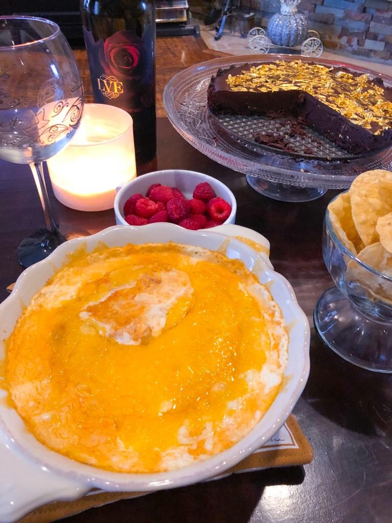 Mama Rose Table's Buffalo Chicken Dip
