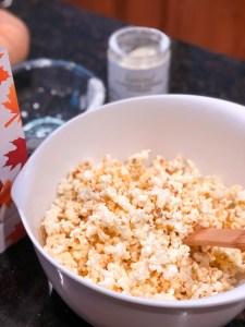 Vermont Cheddar Popcorn