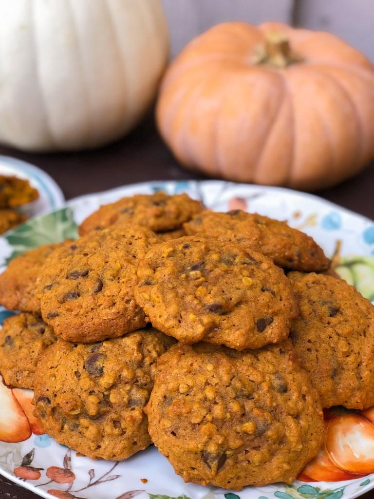 Pookies, aka Pumpkin Cookies