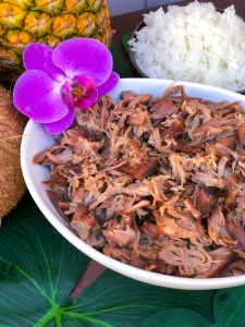 Kalua Pork Hawaiian Luau Christmas Recipes