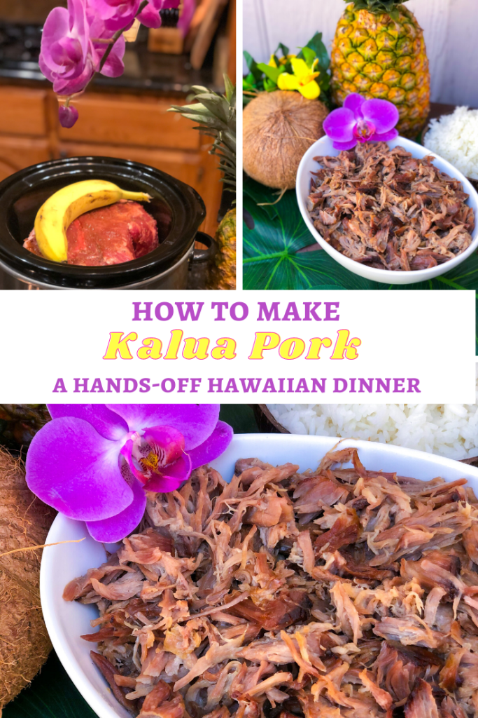 Kalua Pork Hawaiian Luau Christmas Recipes