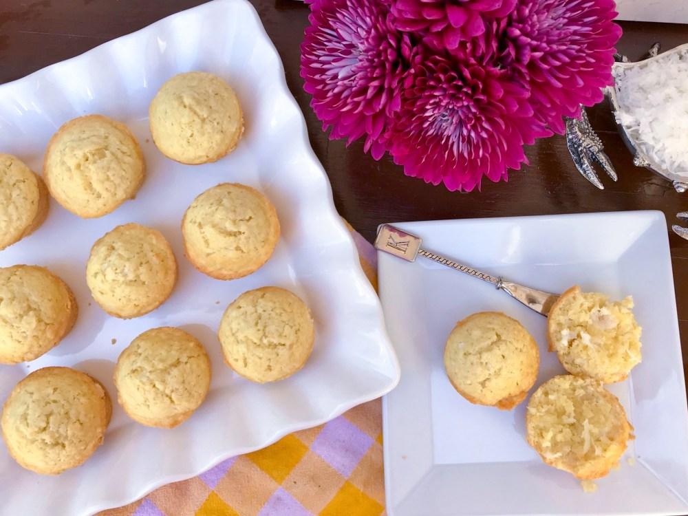 Coconut Muffin Recipe