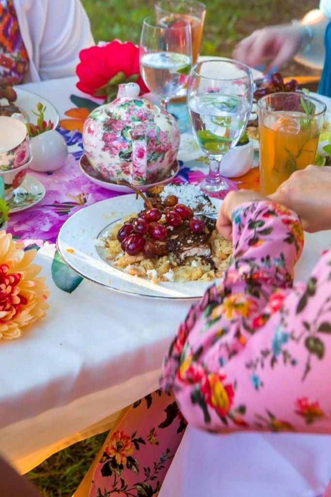 Alice in Wonderland Dinner Food Party Ideas