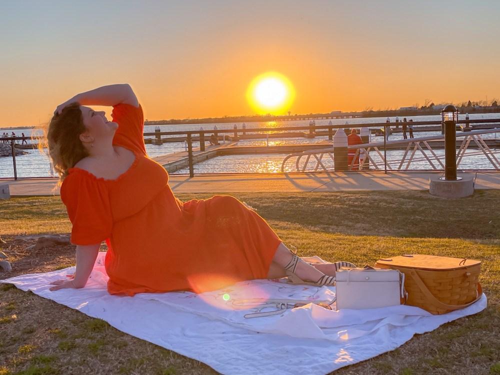 Sunset Picnic Ideas