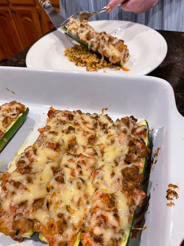 Best Recipe for Zucchini Boats
