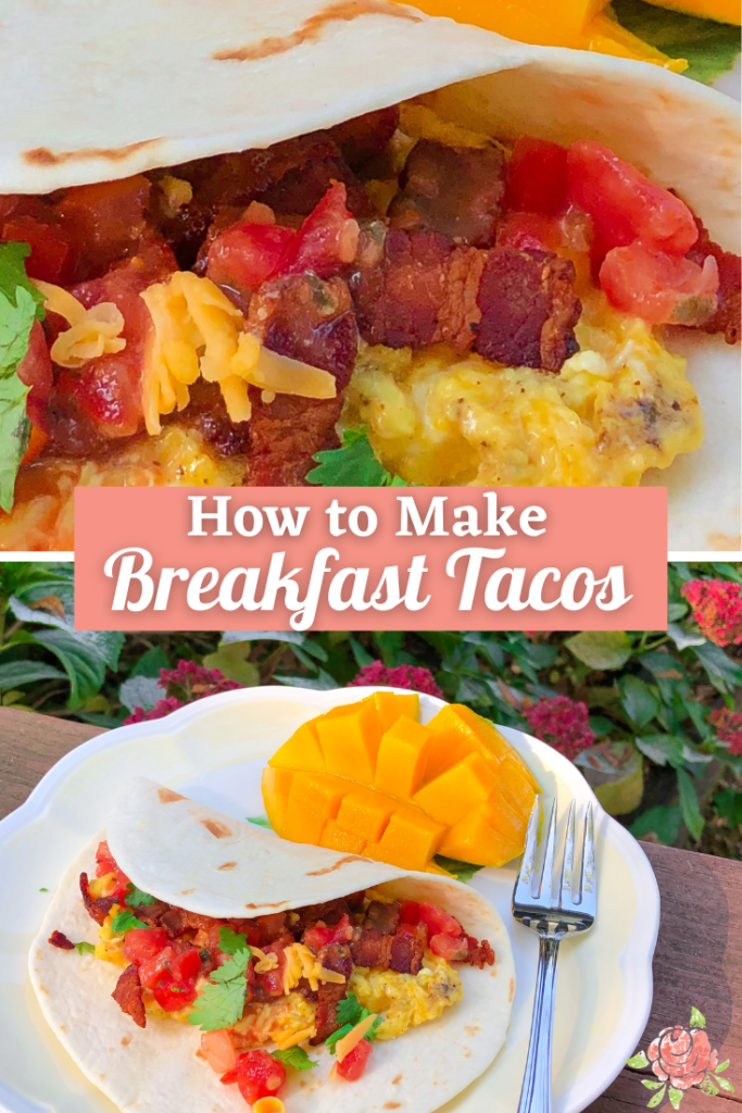How to Make Breakfast Tacos