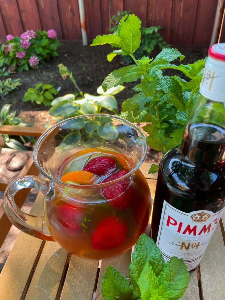 Bloomin' Hero | Pimm's Cup British Cocktail Perfect for Summer