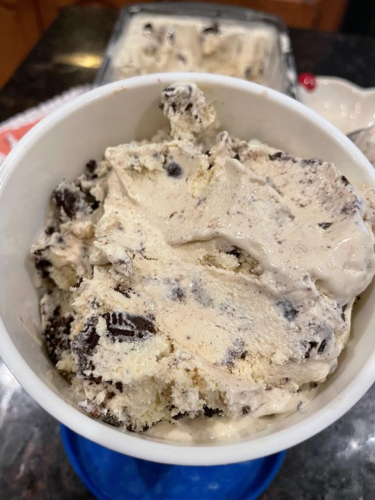 Best Cookies 'n' Cream Ice Cream Recipe