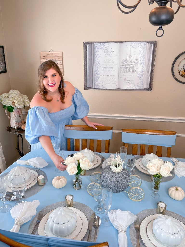Disney Cinderella Dinner Party Recipes Ideas