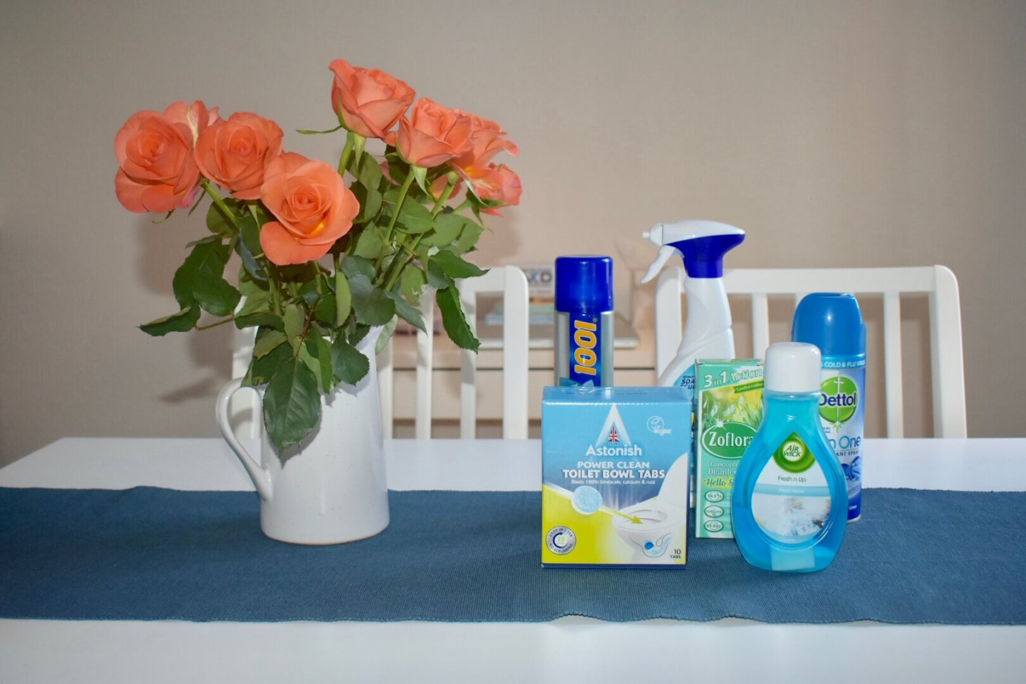 Top 10 Cleaning Products and How I Use Them