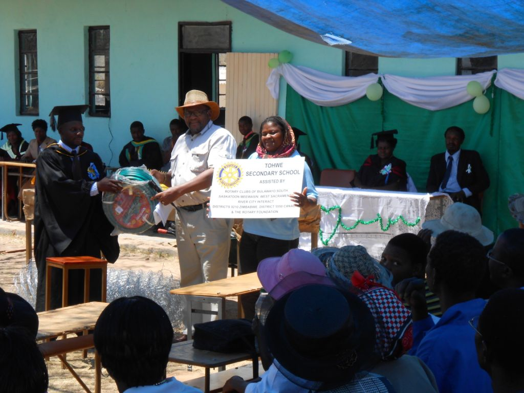Tohwe High School Laboratory Equipment Furniture And