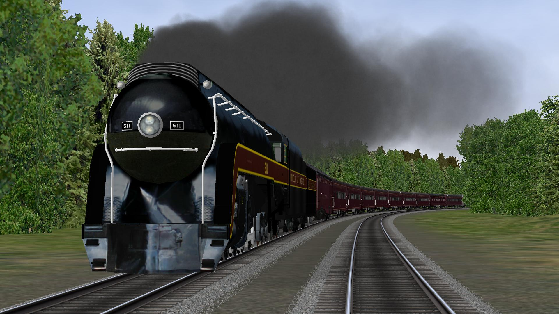 611 - Open Rails-05 - The Roundhouse