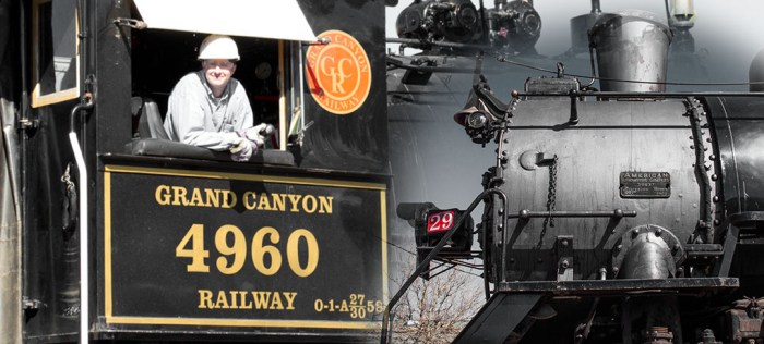 038: Grand Canyon Railway & Hotel The Roundhouse podcast