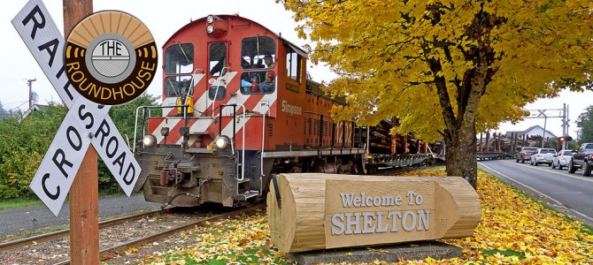 Saving the Last Logging Railroad