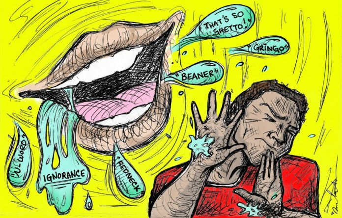 Illustration by Maria Salvador, March 4, 2014