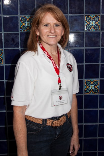 Barbara Lombrano, vice president of the ASO, was elected and voted in as its president. Photo: Mohammad Djauhari