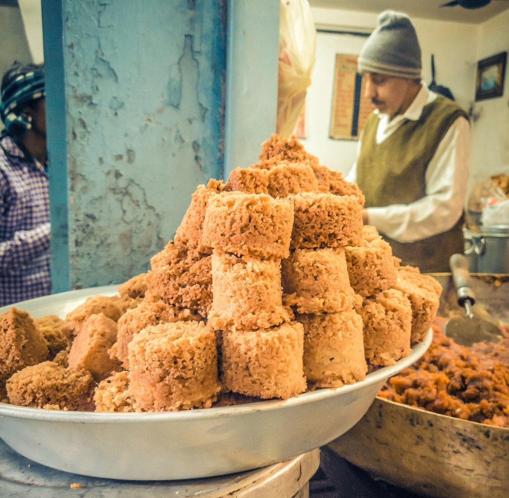 Amritsar sweets.