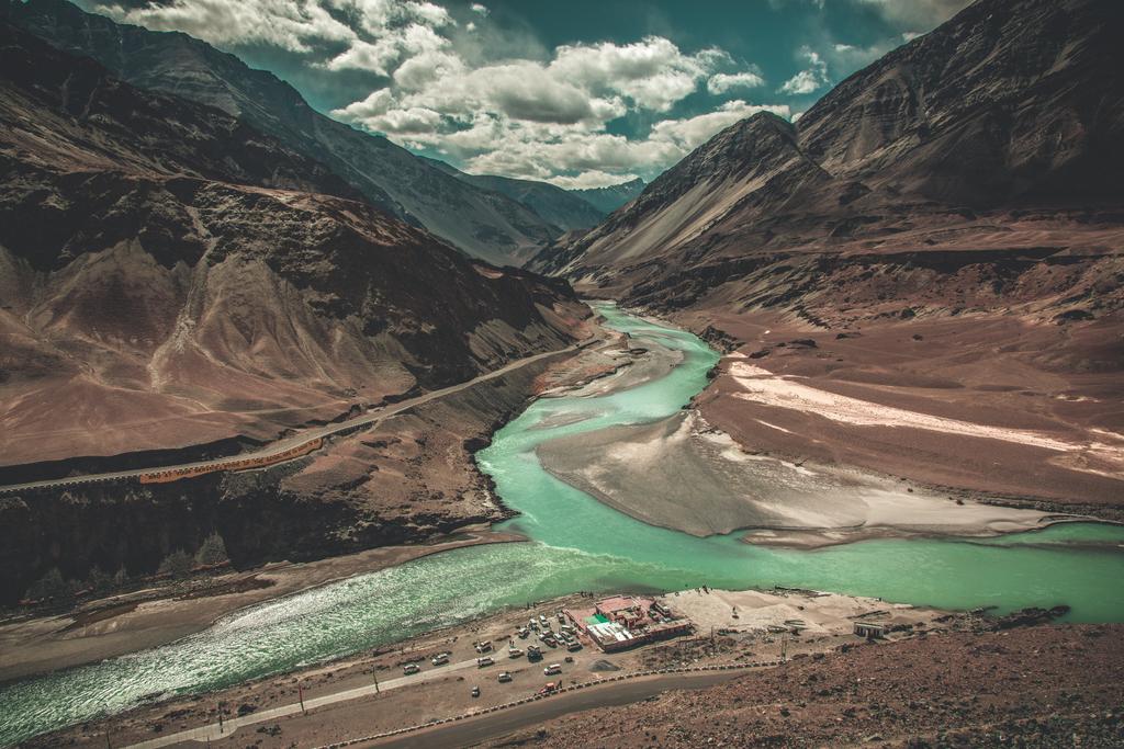 Sangam Ladakh.