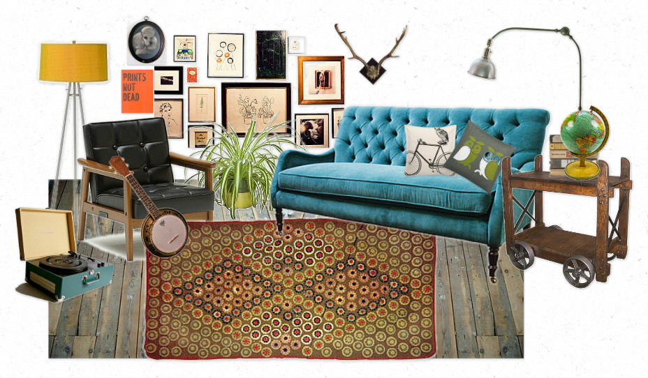 Interiors Hipster Decor  The Roving Home