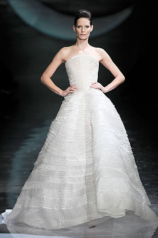 The Wedding Dress Who Will Design Charlenes Fairytale