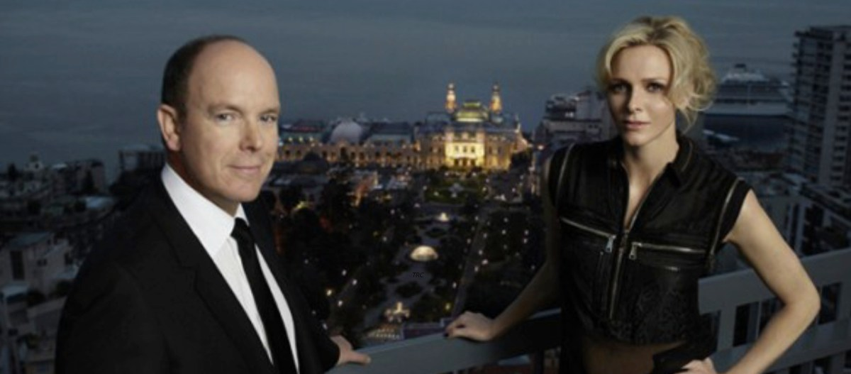 TSHs Prince Albert II and Princess Charlene of Monaco