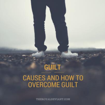 Guilt, Guilty