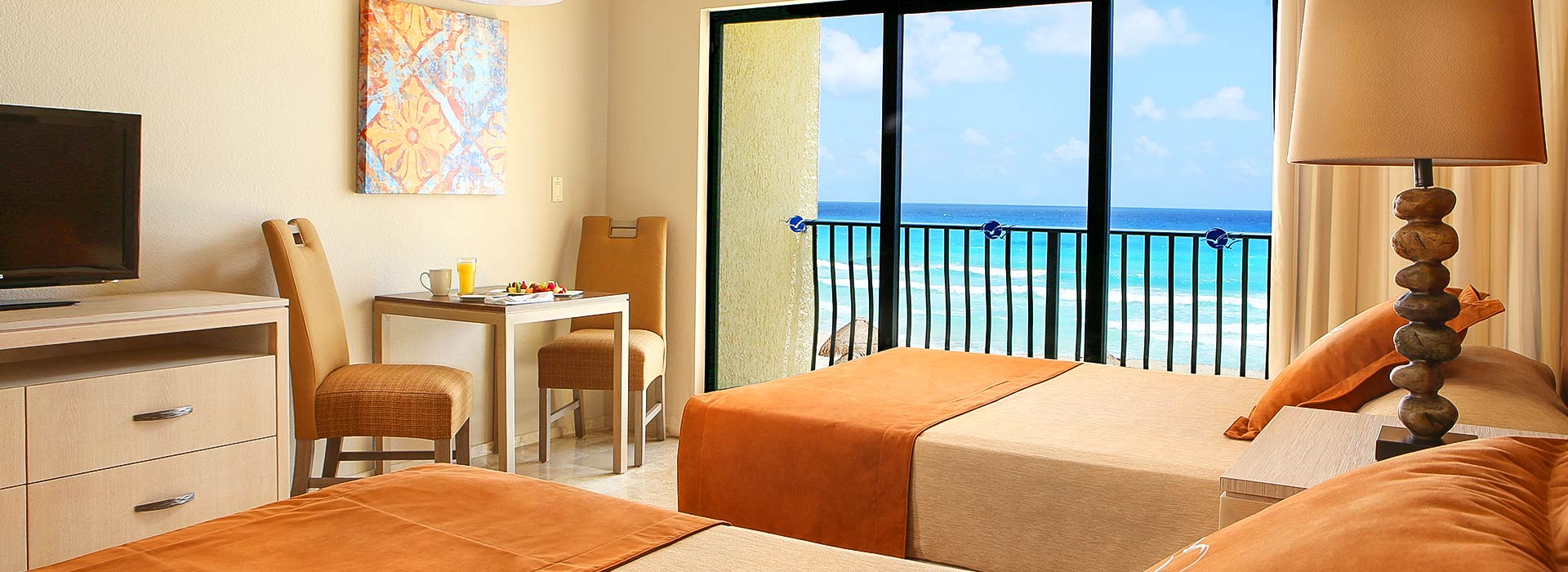 The Royal Sands Resort  Two Bedroom Suite with Ocean view