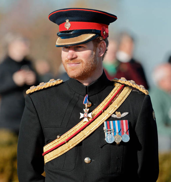 Prince Harry Would No Doubt Get Married In His Military