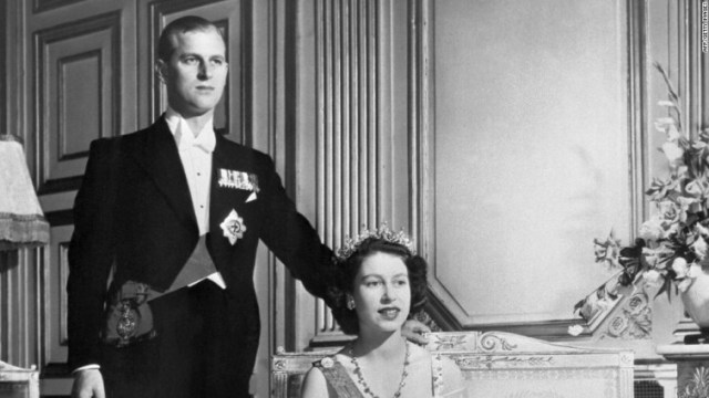 What is the nickname Prince Phillip has given to Queen