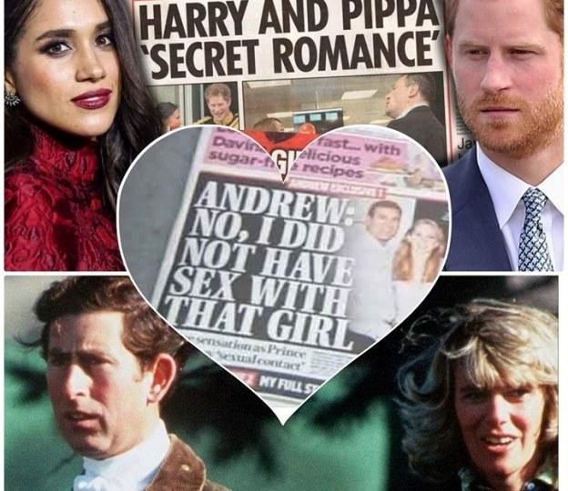 British royal in sex scandal
