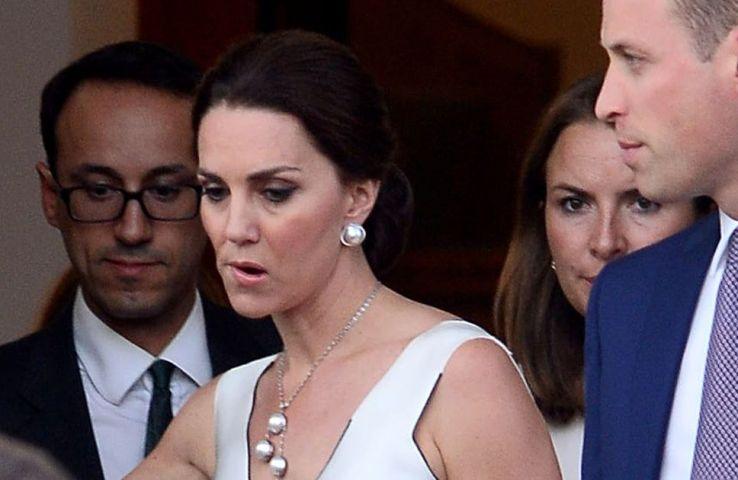 Princess kate and prince william latest news
