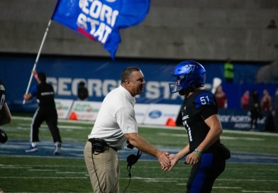 Coach Shawn Elliott Signs Extension with Georgia State Through 2025