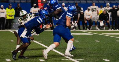 Panthers Lose Late in Upset Bid at #23 Auburn