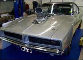 all aluminum 572ci Hemi