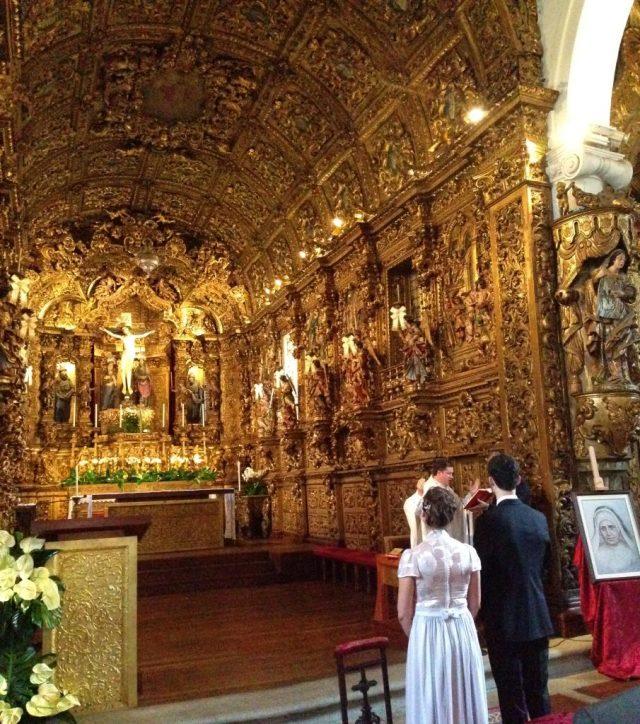 Portuguese Wedding: The Wedding Ceremony