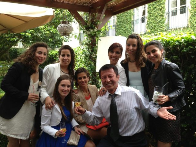 Portuguese Wedding: So many good food, drinks and new friends!
