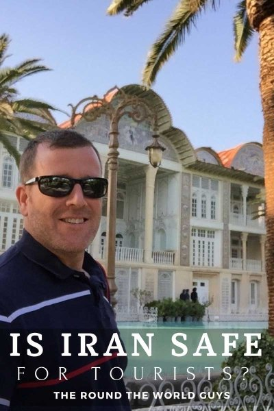 Is Iran safe for tourists? Click to add to pinterest